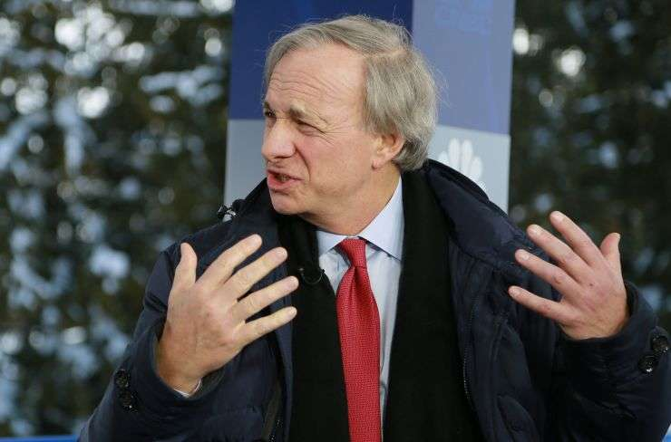 The next economic downturn is what 'scares me the most,' Bridgewater's billionaire founder Ray Dalio says