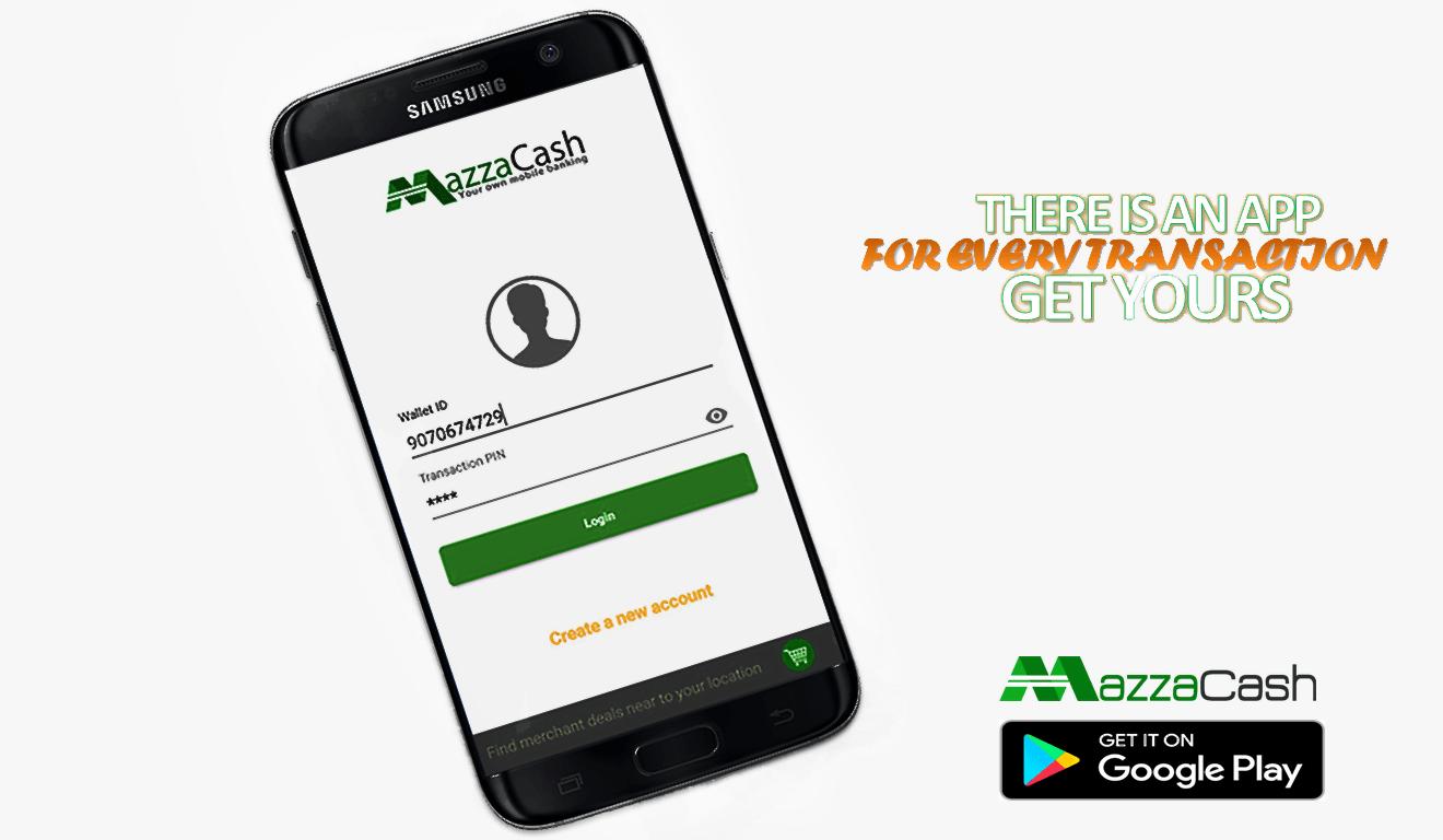 Lavender Mobile App - Download MazzaCash
