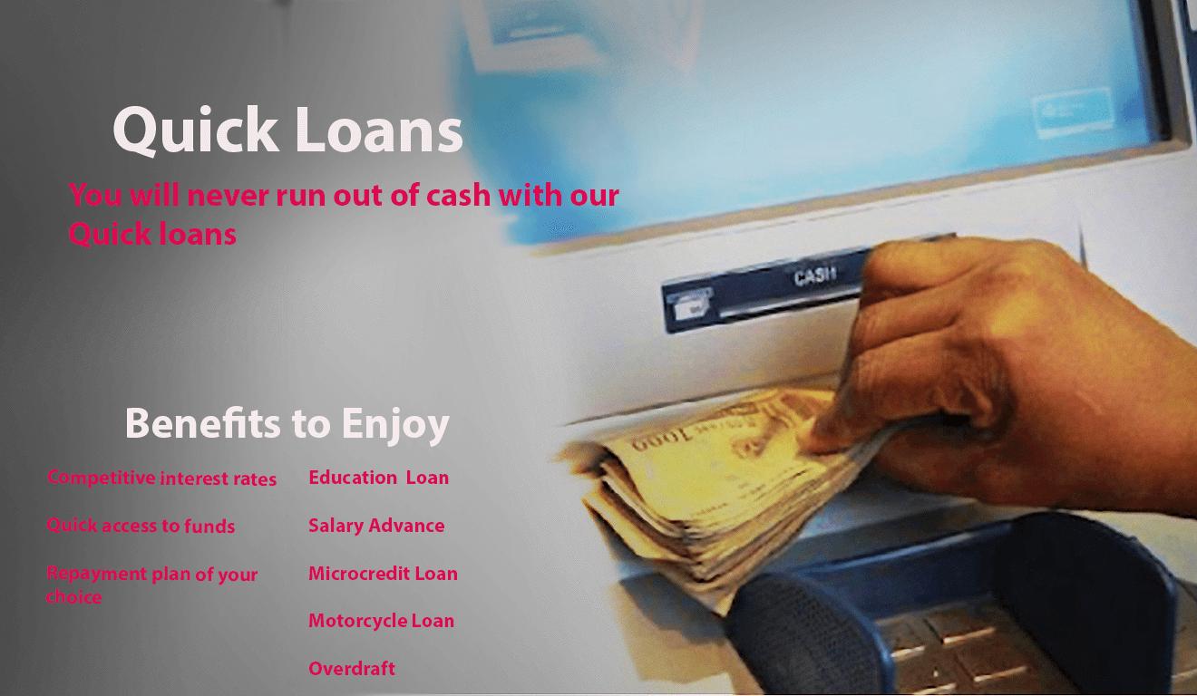Lavender Microfinance Bank Quick Loan