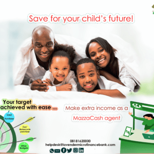 Benefits of kids savings and target savings account