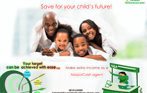 Benefits of kids savings and target savings account